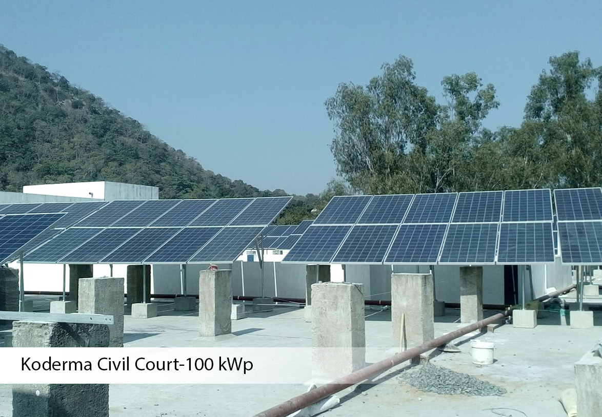 Solar Rooftop Projects – Institutional & Commercial